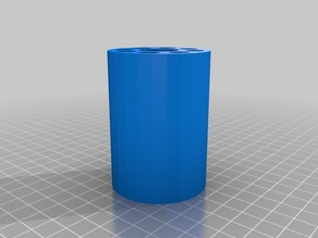 Geeetech filament spool bushing for 20mm center pipe