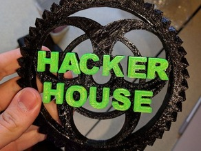 Hacker House Toxic Gear