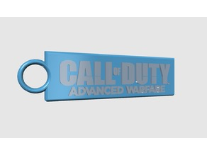 Portachiavi Call Of Duty Advanced Warfare