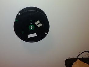 Wall Mount for Filament Spool