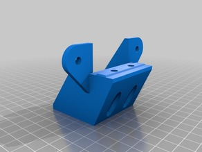 60mm motor mount for Z-axis