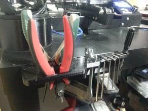 Bench Mount Ender 3 Tool Rack
