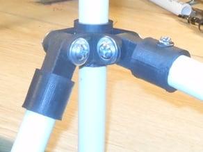 PVC pipe construction set