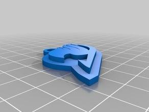 Fairy Tail Logo Keychain