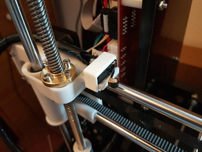 Anet A8 X-Axis Limit Switch/End Stop Clip