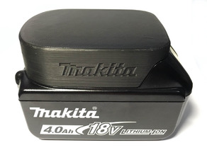 Makita 18 / 14.4 V Battery Cover