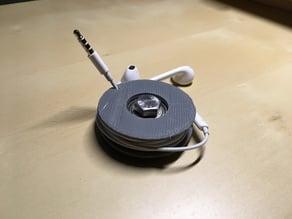 Earbud Holder Spinner