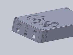 Stratux dual Nano RY835ai case