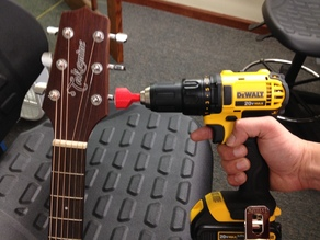 Drill Powered Guitar String Winder  (heavy duty)