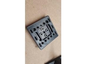 Openbuilds Mini V Gantry mounting plate