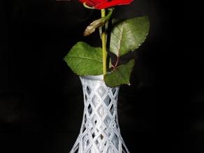 Leahs Rose Vase