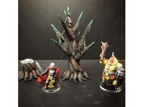 Dagger Trees (any scale)