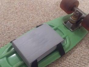 The UnderBelly Skate Case - Skateboard storage attachment