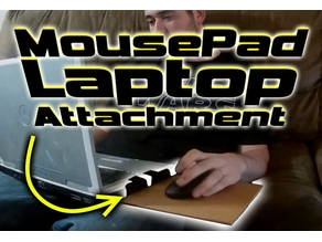 Mouse Pad Attachment