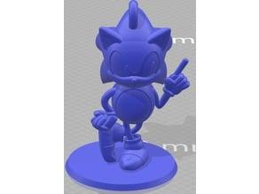 Sonic Ornament