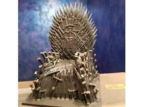 Iron Throne Wireless Phone Charger Remix