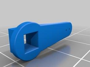 Nano Talon Tail Mechanism