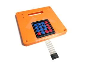 DIY Security System Control Box