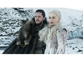 Daenerys And Jon Game Of Thrones Litophane
