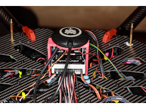 Tarot X6 Pixhawk compass mount