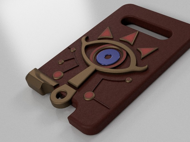 Sheikah Slate by Elcrys - Thingiverse