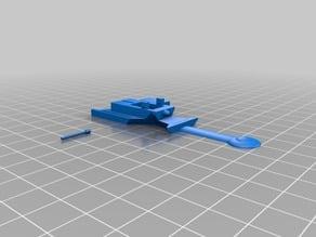 Web shooter prop (not functional)