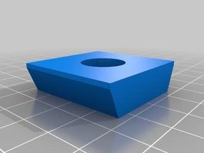 Targa tripod mount 35 mm x 35mm