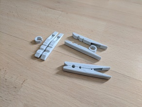 Clothespin / Clothes Peg