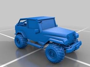 Jeep Wrangler (custom)