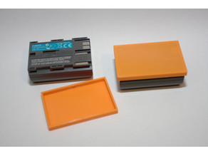 Canon BP-511 Battery Cover