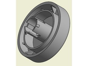 Vax Vacuum Cleaner Wheel