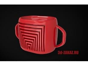 Cup anti - design