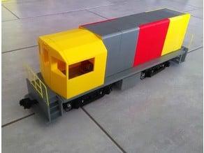 KiwiRail locomotive DH