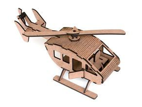 Helicopter M1 - 40 parts