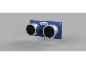 HY-SRF05 Ultrasonic Range Sensor Reference Model