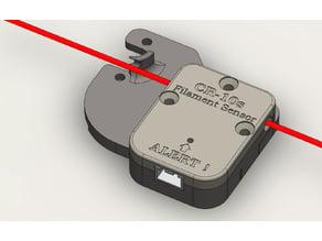 Creality CR-10s / CR-10 - Filament Sensor Upgrade - Base Version