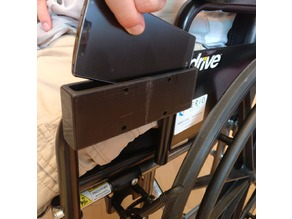 Wheelchair Phone Caddy