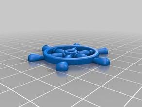 spinwheel pendant