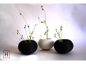 Cute flower pot