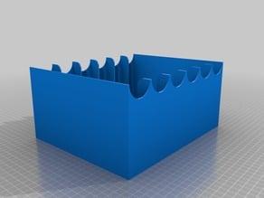 box rack