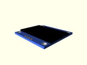OLED 1.3 128x64 I2C display board