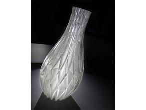 Icicle - Spiral Vase