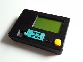 LCR-T3 ESR Component Tester Simple Case