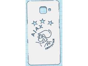 Samsung Galaxy A5 phone case - AFC Ajax
