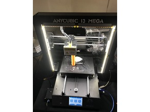 Led light strip for Anycubic i3 Mega