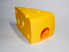 Cheesy Mouse Trap