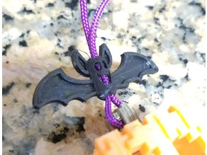 Halloween Bat Bead