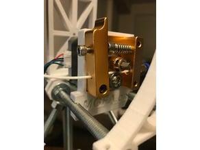 Nema 17 Stepper motor mount MGFA for exturnal driven extruders
