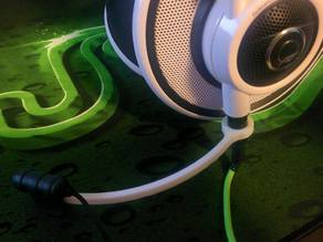 AKG Q701 Microphone Boom
