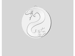 Serpents badge